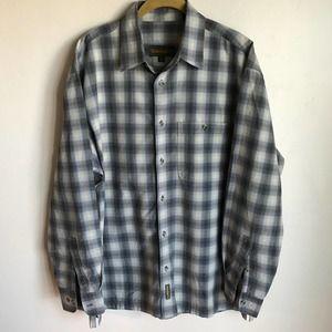 Timberland Men's Plaid Cotton Shirt